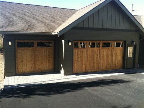 custom  garage doors  central oregon garage door