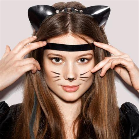 schminken katze einfach make up einfach erstaunliche ideen und anleitungen