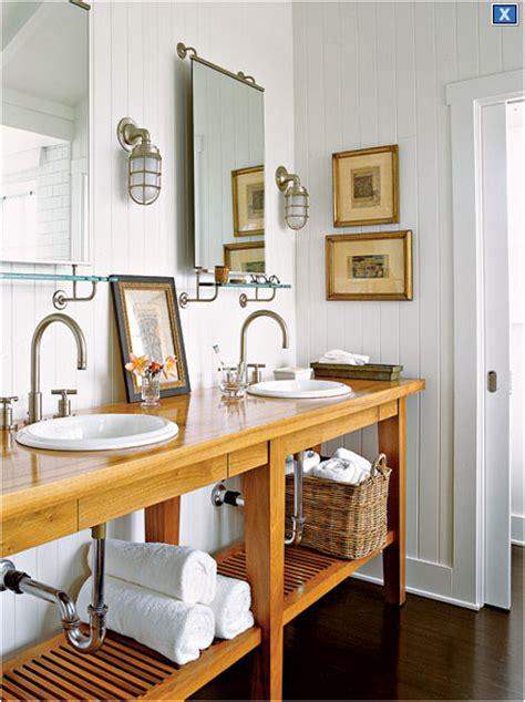 Cottage Style Bathroom Design Ideas  Room Design Inspirations