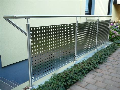 balkongeländer holz selber bauen balkongel 228 nder metall selber bauen schwimmbadtechnik