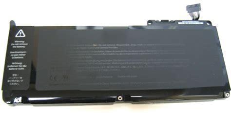 jual battery baterai macbook white