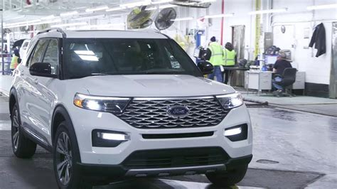 ford explorer production youtube