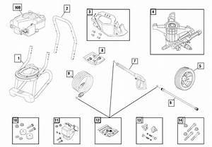 Troy Bilt Power Washer Parts Diagram
