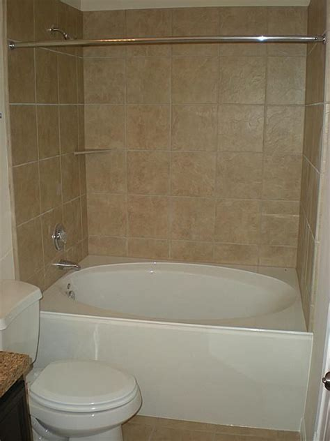 Garden Tub And Shower Unit by Master Bathe With Garden Tub And Shower Combo