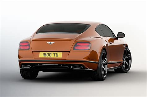 bentley continental gt speed 2017 bentley continental gt speed priced at 240 300 automobile magazine