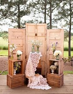 Decor Photobooth Mariage : photobooth champ tre photobooth 20 id es d co pour prendre la pose avec ou sans les mari s ~ Melissatoandfro.com Idées de Décoration
