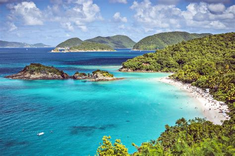 St. Croix Island, Caribbean