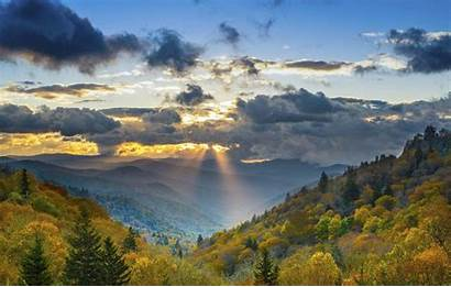Gatlinburg Mountains Smoky Tennessee Tn Hotels Fall