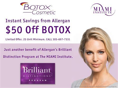 BOTOX Cosmetic Offer Feb 2016