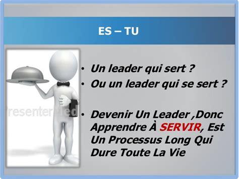Comment Devenir Leader Pdf