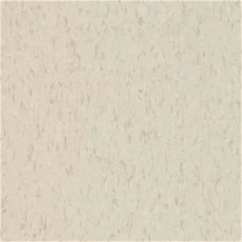 Armstrong Vct Tile Home Depot by Armstrong Civic Square Vct 12 In X 12 In Oyster White