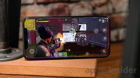 playing fortnite chapter iphone pro full