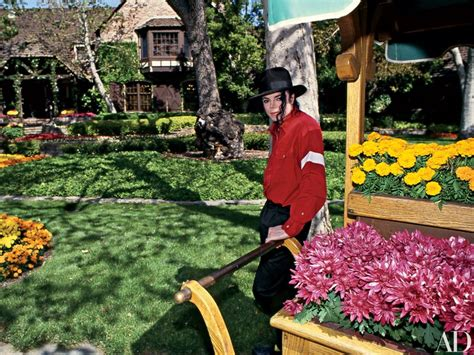 Michael Jackson's Iconic Neverland Ranch Architectural
