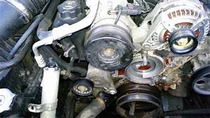 How To Replace The Water Pump In A 2006 Jeep Commander W