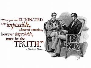 Sherlock Holmes... Dr Joseph Bell Quotes
