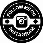 Instagram Follow Icon Retro Badge Icons Save