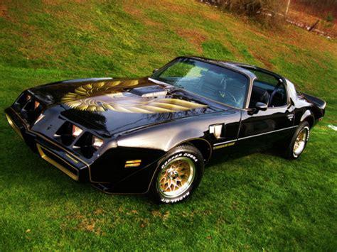 Trans Am Special Edition by 1979 Pontiac Firebird Trans Am Special Edition Bandit Tribute