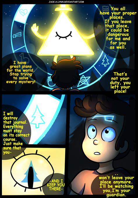 gravity falls comic golden 13 animated by jacky bunny on deviantart