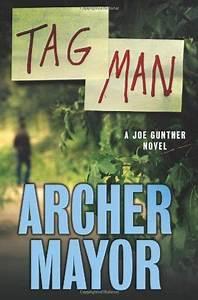 Tag Man (Joe Gunther #22) by Archer Mayor — Reviews ...