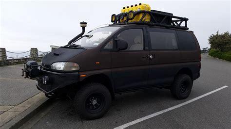Best 4x4 Expedition Van