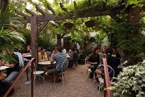 nyc garden restaurants dining in a secret oasis am new york