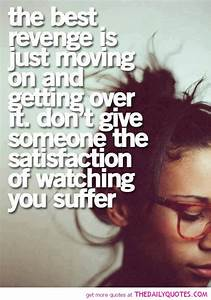 Moving On Quotes And Sayings Break Up. QuotesGram