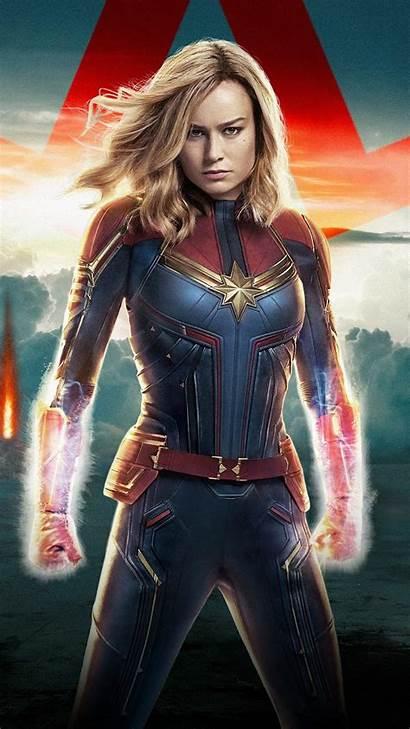 Avengers Female Wallpapers Marvel Captain