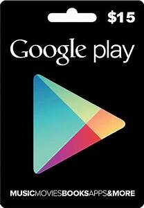 Google Play Gift Card USD 15 FOR US ACCOUNTS DIGITAL CODE