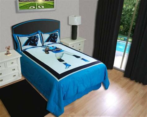 Carolina Panthers Bedroom Curtains by 23 Best Images About Carolina Panthers Rooms Wo