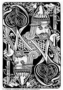 Playing Card Art: Playing Cards by Cheryl Eveland ...