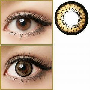 cosmetic color contact lenses for dark eyes #circlelens ...