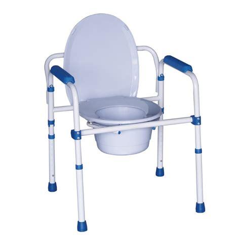 chaise percée pliante chaise percée pliante cadre de wc réglable