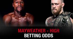 Mayweather High Betting Odds WagerWeb's Blog
