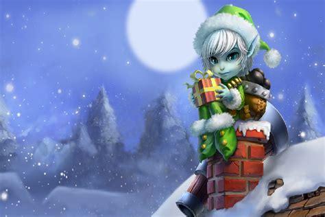 Santa's Elf Art
