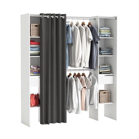 magasin accessoire cuisine kit dressing blanc dressing h 203 x l 180 x p 50 cm