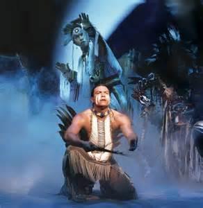Native American Indian Warrior Spirit