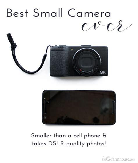 Best Small Camera Ever: Ricoh GR - Hello Farmhouse