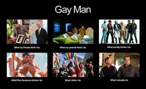 Gay Man Meme - lgbtq social movements and activism