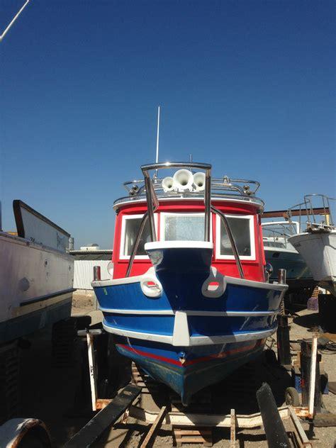 duffy tug boat cruiser custom   sale