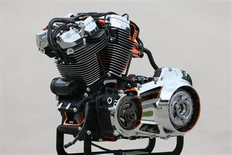 Diagram Of Primary 88 Cubic In Road King by Harley Davidson Milwaukee Eight Baggers