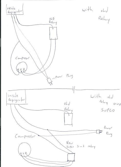 supco 3 in 1 wiring diagram 27 wiring diagram images