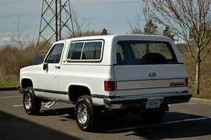 1990 Chevrolet Blazer Silverado 4x4 5 7l V8 4