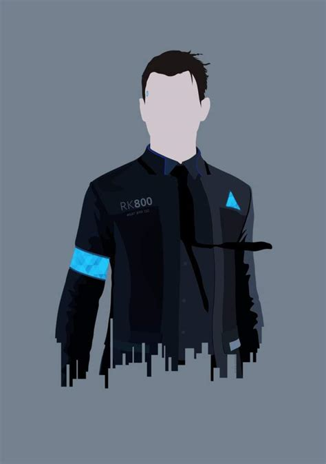 Start your search now and free your phone. Best 50+ Wallpaper Detroit Become Human Connor - best ...