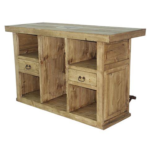 lmt imports bar   honey pine bar  foot rail