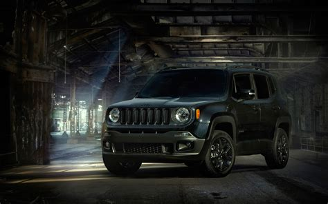Jeep Renegade 4k Wallpapers by 2016 Jeep Renegade Of Justice Special Edition