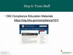 How to Build an Effective Compliance Program for Your ...
