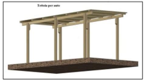 come costruire una tettoia economica una tettoia garage costruita in legno