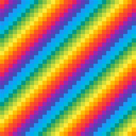 pixilart rainbow gif  tanitar