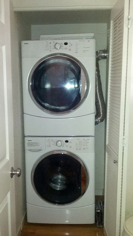 used washers and dryers stackable washer dryer combo for apartments
