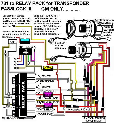 Connecting Relay Pack For Transponder